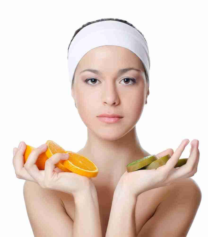 El envejecimiento de la piel y los efectos de la nutrición y alimentación