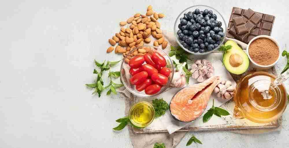 nutrición y dietética ayuda a luchar contra el envejecimiento de la piel